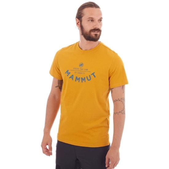 Mammut Seile T-Shirt - Photo of detail