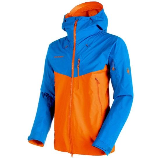 Mammut Nordwand Pro Hs Hooded Jacket - Sunrise-Ice
