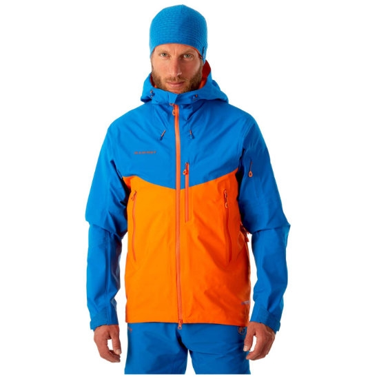 Mammut Nordwand Pro Hs Hooded Jacket - Photo of detail