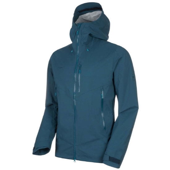 Mammut Kento HS Hooded Jacket - Wing Teal