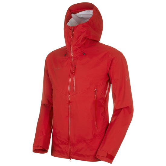 Mammut Kento Hs Hooded Jacket - Scooter