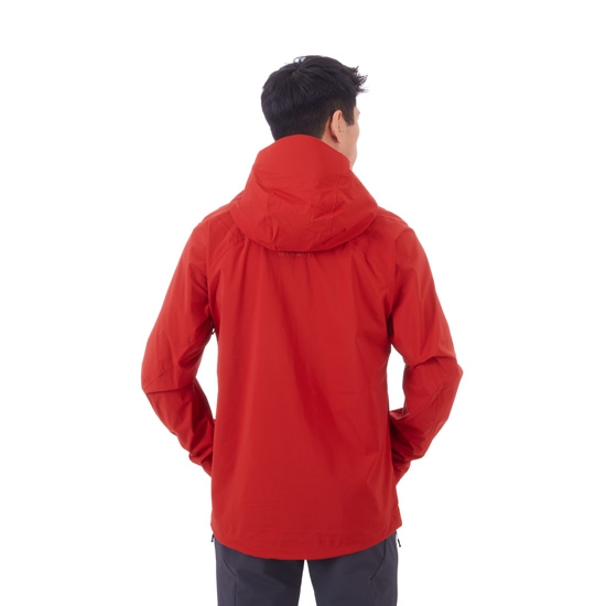 Mammut Kento Hs Hooded Jacket - Photo de détail