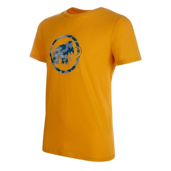 Mammut Logo T-Shirt - Golden