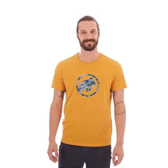 Mammut Logo T-Shirt - Photo of detail