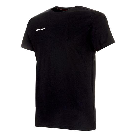Mammut Seile T-Shirt - Black Prt3