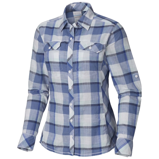Columbia Camp Henry Shirt W - 457
