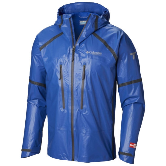 Columbia Outdry Ex Featherweight Shell - Azul