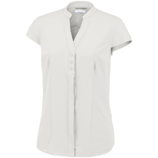 Columbia Saturday Trail Stretch Shirt W - White
