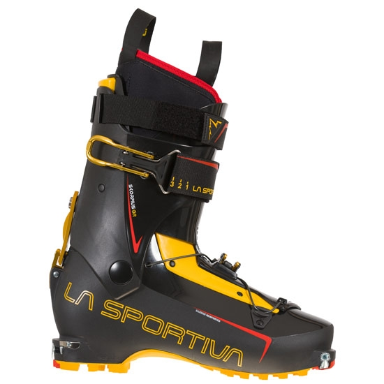 La Sportiva Skorpius CR - Black/Yellow
