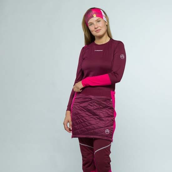 La Sportiva Warm Up PrimaLoft® Skirt - Photo of detail