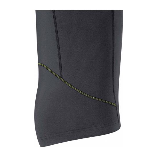 Gore Mid Ls Zip Shirt - Photo of detail