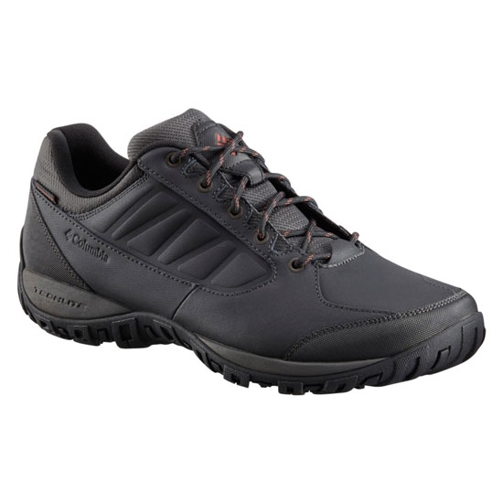 Columbia Ruckel Ridge Waterproof - Black/Rusty