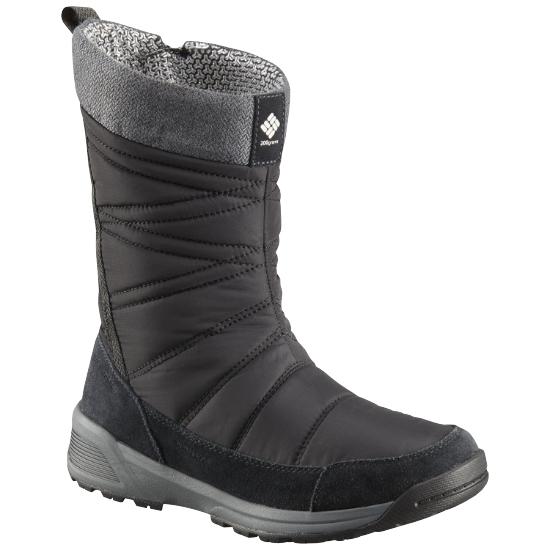 Columbia Meadows Slip-On Omni-He3d W - Black/Stone