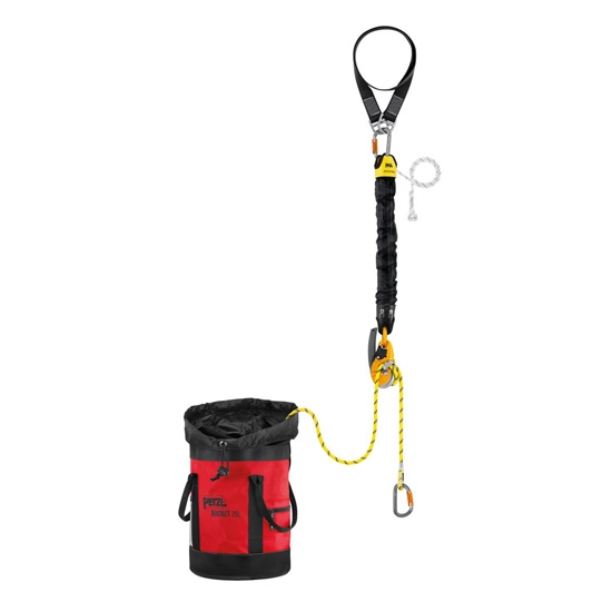 Petzl Jag Rescue Kit 60 m -
