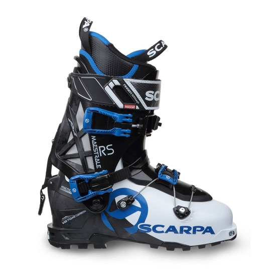 Scarpa Maestrale RS - White/Black/Blue