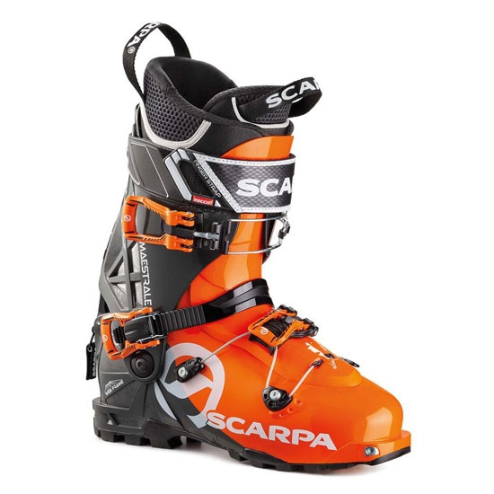 Scarpa Maestrale - Orange/Anthracite