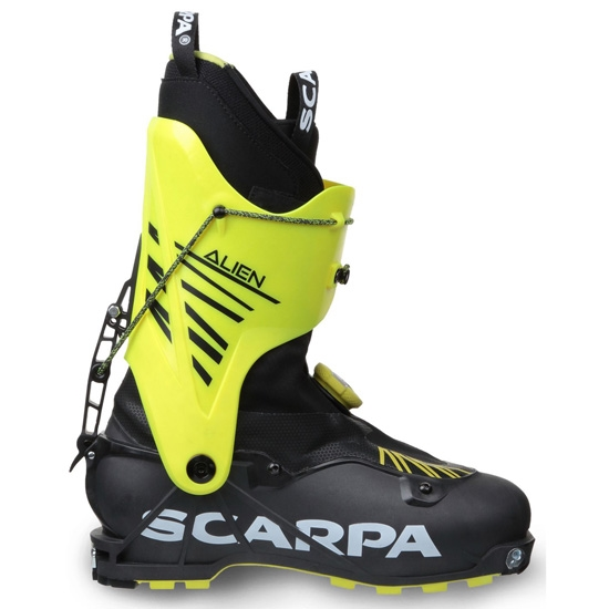 Scarpa Alien - Carbon Grimalid/Yellow