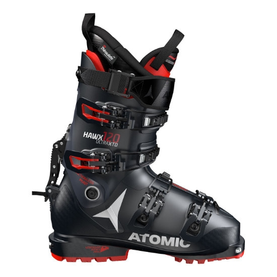 Atomic Hawx ultra XTD 120 Thermoformable - Dark Blue/Red