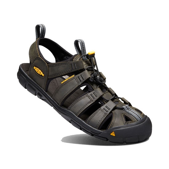 Keen Clearwater Cnx Leather - Magnet/Black