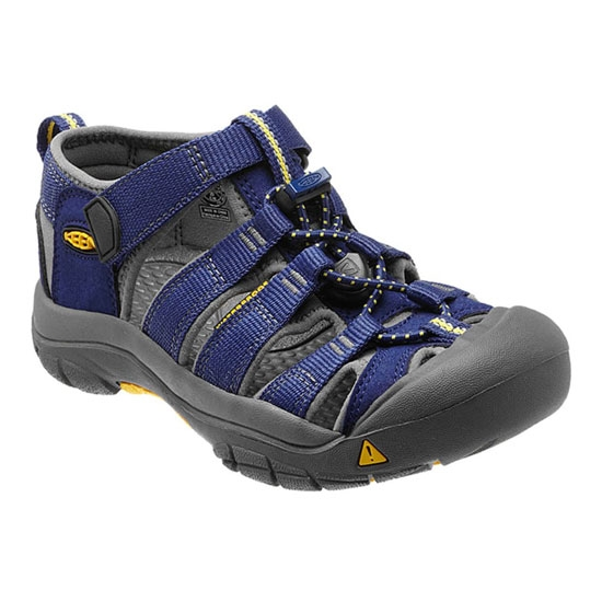 Keen Seacamp II CNX Big Kid - Blue Depths/Gargoyle