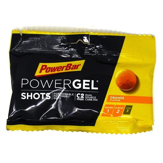 Powerbar Powergel Shots Naranja -