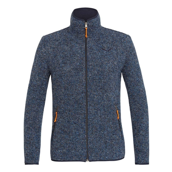 Salewa Corda 2L Wool Jacket - Poseidon