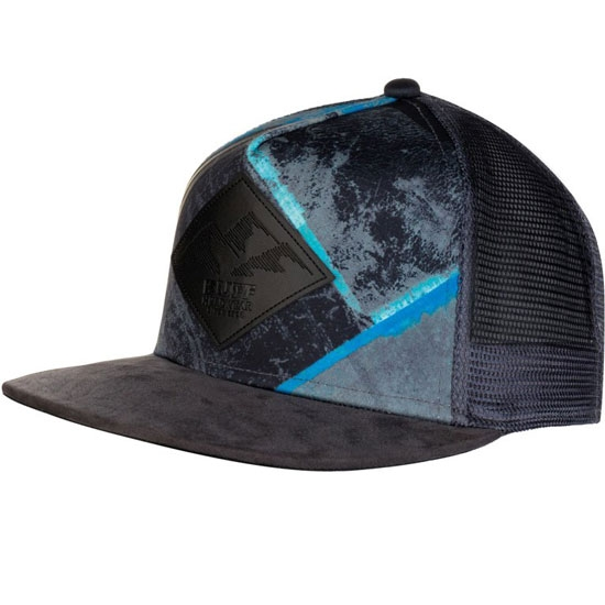 Buff Trucker Cap - Zest Grey