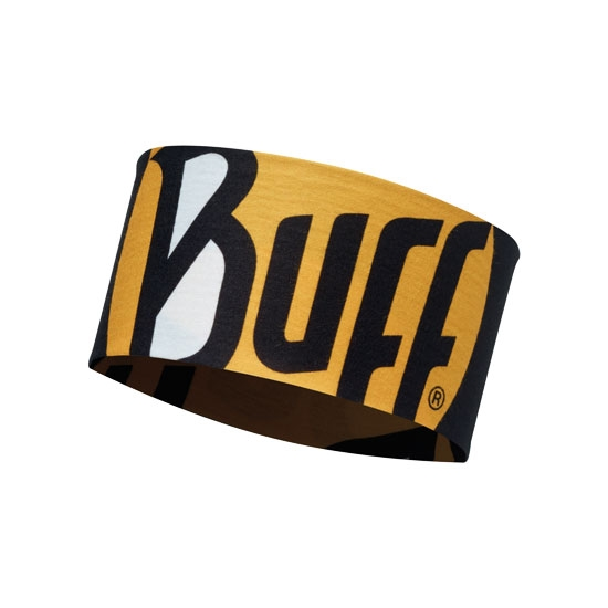 Buff Coolnet UV+ Headband - Proteam Ultimate Logo Black