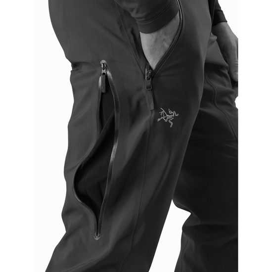 Arc'teryx Cassiar Pant - Photo of detail