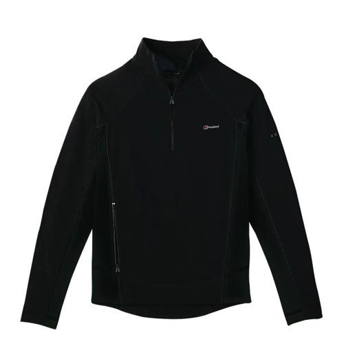 Berghaus Stretch Light Top W - Black