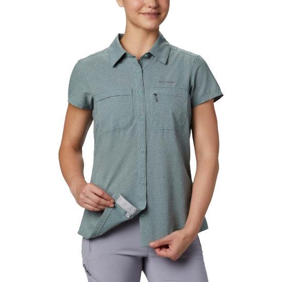 Columbia Irico Ss Shirt W - Photo of detail