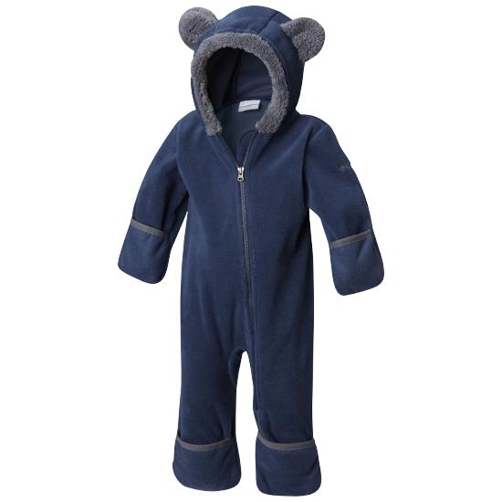 Columbia Tiny Bear Bunting Baby -  Collegiate Navy
