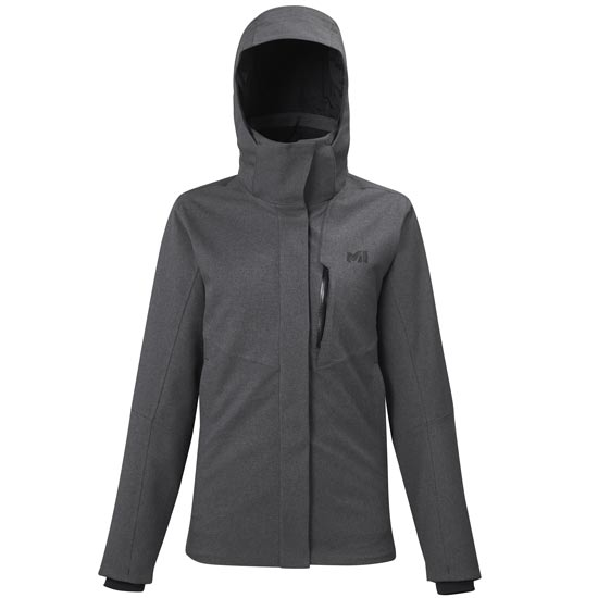 Millet Pobeda II 3 In 1 Jacket W - Deep Heather