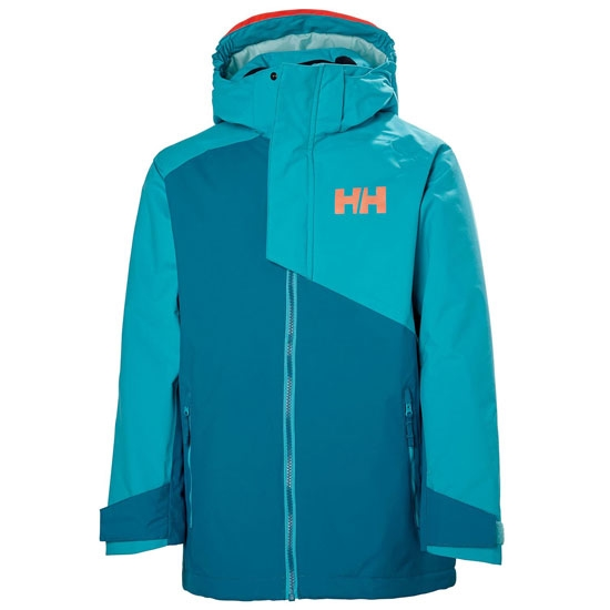 Helly Hansen Cascade Jacket Jr - Blue Wave