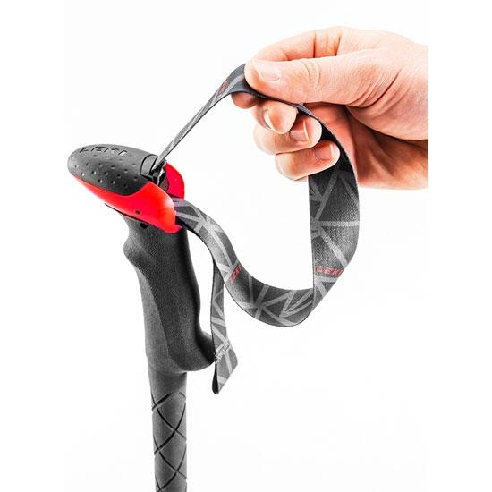 Leki Micro Stick Carbon - Photo de détail