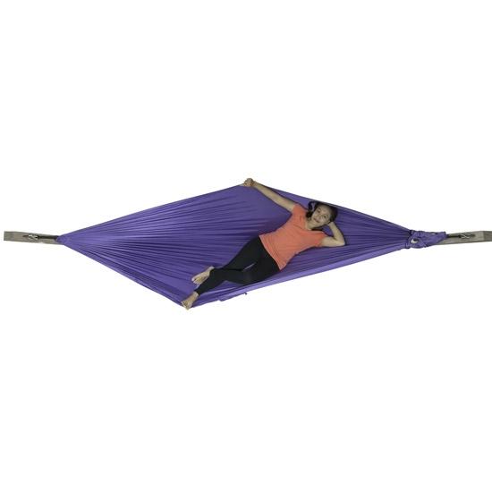 Ticket To The Moon Compact Hammock + Bag Purple - Photo de détail
