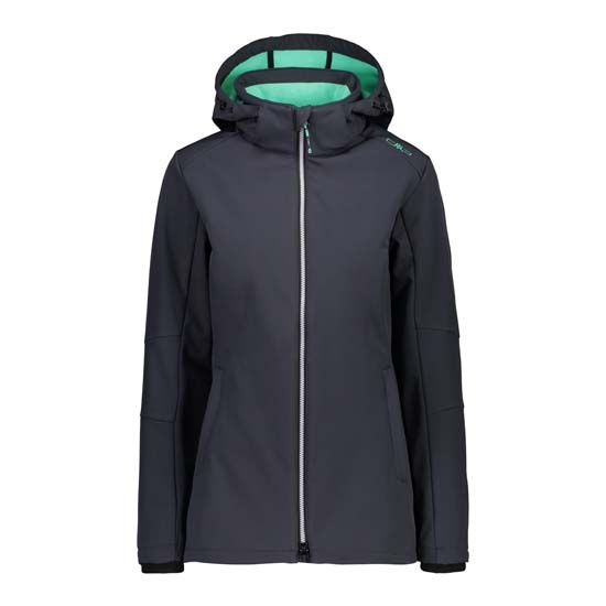 Campagnolo Softshell Zip Hood W - U423