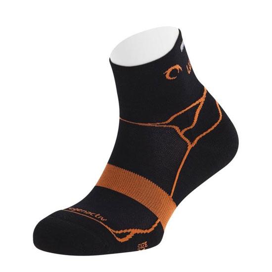 Lurbel Running - Regeneractiv Negro/Naranja