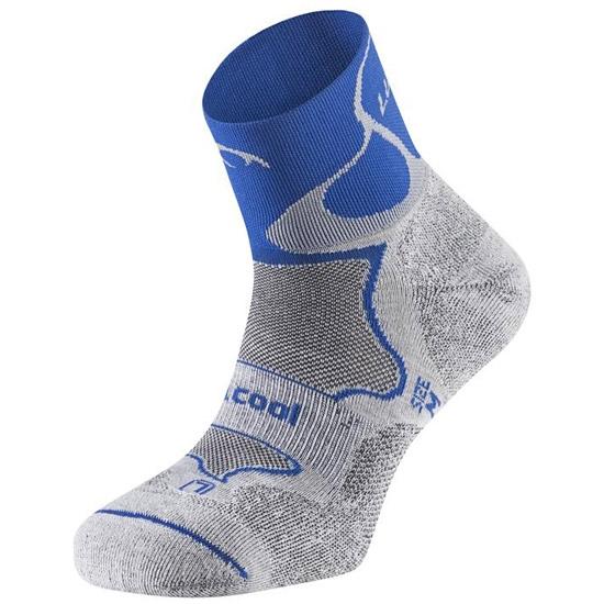 Lurbel Track - Gris hielo/Azul Royal