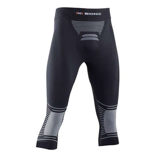 X-bionic Energizer 4.0 Tight 3/4 - Opal Black / Arctic White