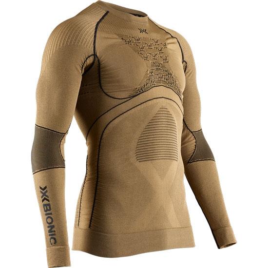 X-bionic Radiator 4.0 T-Shirt LS - Gold/Black