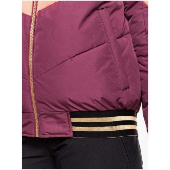 Roxy Torah Bright Summit Jacket W - Photo de détail