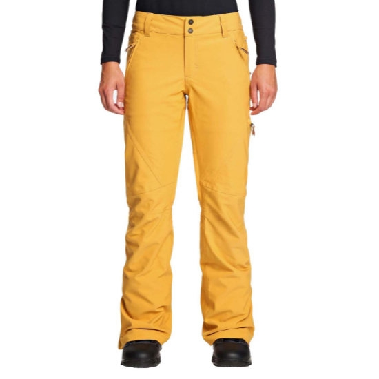 Roxy Cabin Pant W - Spruce Yellow