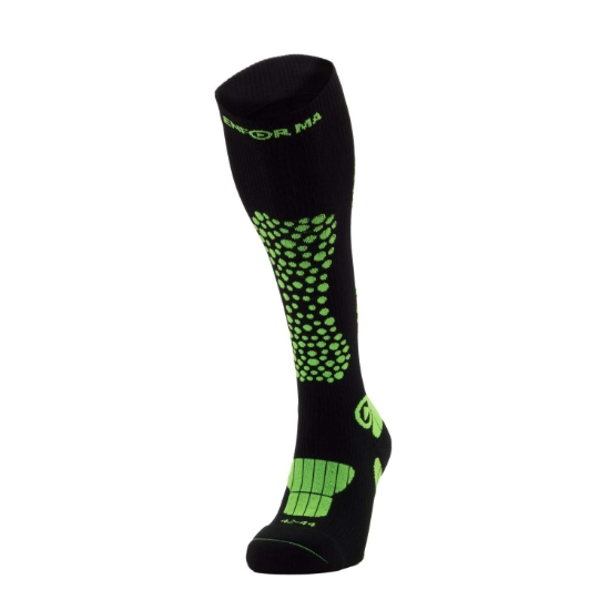 Enforma Ski Pro Xtreme - Black/Green