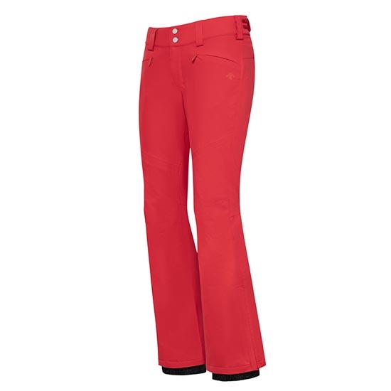 Descente Gwen Pant W - Electric Red