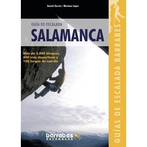 Barrabés Editorial Guía de escalada Salamanca -