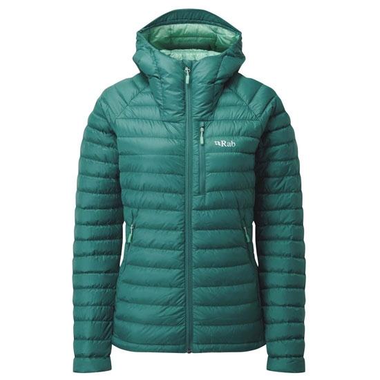 Rab Microlight Alpine Jacket W - Atlanti