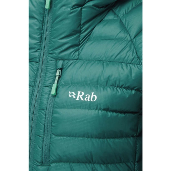 Rab Microlight Alpine Jacket W - Photo of detail