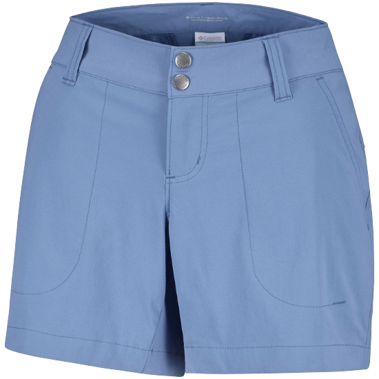 Columbia Saturday Trail Short W - Blue Dusk