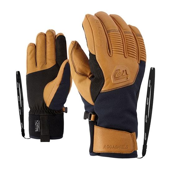 Ziener Ganzenberg AS(R) Glove - Blue Navy
